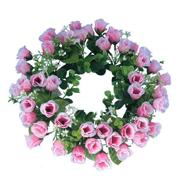 pink_Silk-Rose-Wreath
