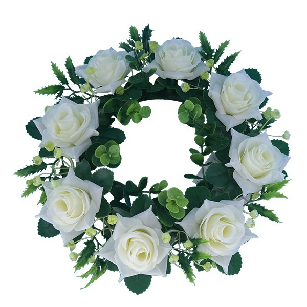 cream_Silk-Flowers-Wholesale-Artificial-Rose-Wreath_featured