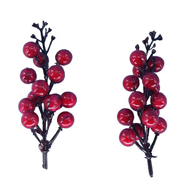 Christmas Berry Pick Red